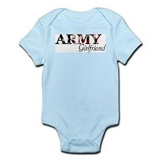 Girlfriend Army_flag Body Suit