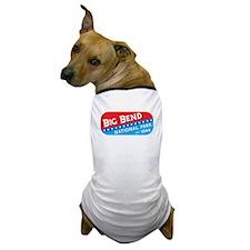 Big Bend National Park (red/b Dog T-Shirt