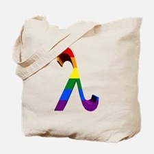 Cute 3d lambda Tote Bag