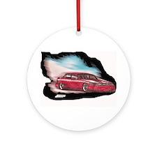 Chevy Impala Ornament (Round)