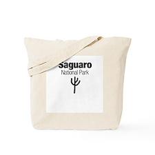 Saguaro National Park (Doodle Tote Bag