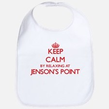 Keep calm by relaxing at Jenson'S Point Texas Bib