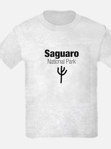 Saguaro National Park (Doodle) T-Shirt