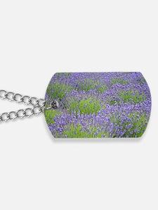 Cute Lavender Dog Tags