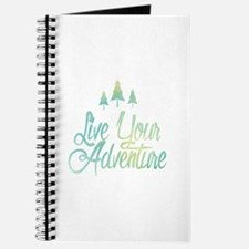 Live Your Adventure Journal