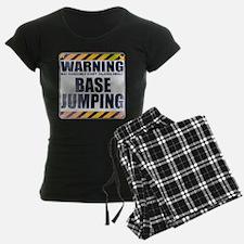 Warning: Base Jumping Pajamas