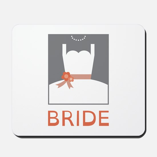 Bride Mousepad