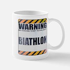 Warning: Biathlon Mug