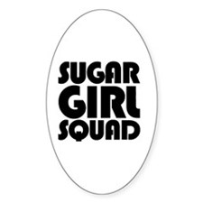 Girl Squad Gear Decal