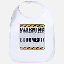 Warning: Broomball Bib