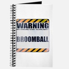 Warning: Broomball Journal