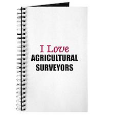 I Love AGRICULTURAL SURVEYORS Journal