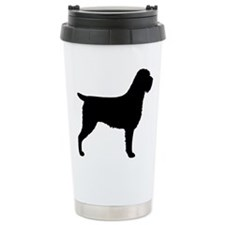 Wirehaired Pointing Gri Travel Mug