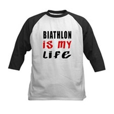 Biathlon Is My Life Tee