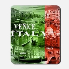 VENICE ITALY CANALS Mousepad