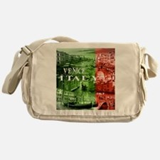 VENICE ITALY CANALS Messenger Bag