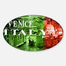 VENICE ITALY CANAL Decal