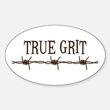 True Grit Decal