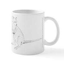 Quokka (Setonix brachyurus) Small Mugs