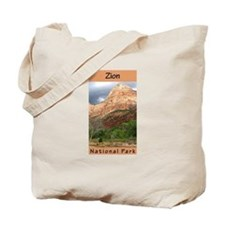 Zion National Park (Vertical) Tote Bag