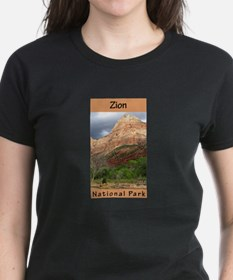 Zion National Park (Vertical) Tee