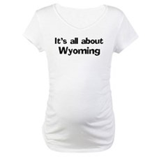 About Wyoming Shirt