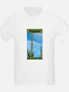 Saguaro National Park (Vertic T-Shirt