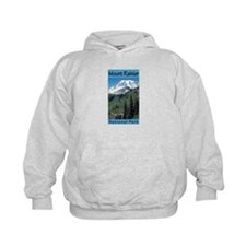 Mount Rainier National Park (Vertical) Hoodie