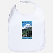 Mount Rainier National Park (Vertical) Bib