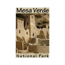 Mesa Verde National Park (Ver Rectangle Magnet
