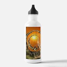 Moon rock Water Bottle