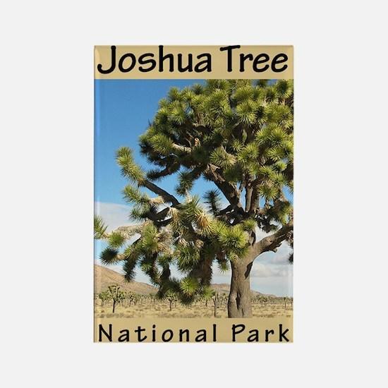 Joshua Tree National Park (Ve Rectangle Magnet