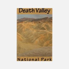 Death Valley National Park (V Rectangle Magnet