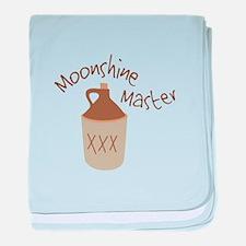 Moonshine Master baby blanket