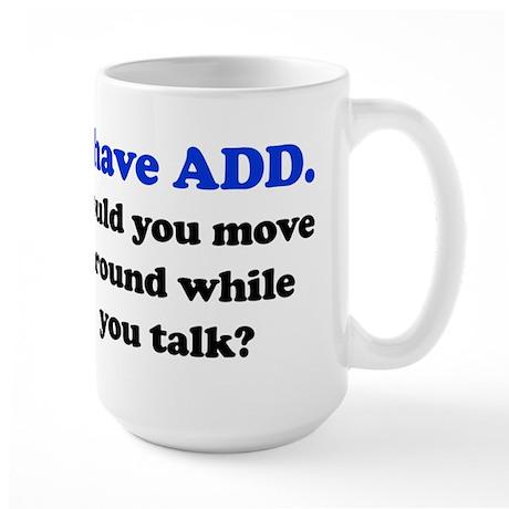 ADD Large Mug