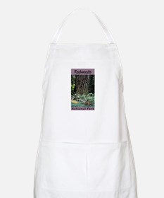 Redwoods National Park (Vertical) BBQ Apron