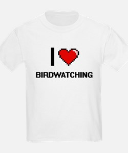 I love Birdwatching digital design T-Shirt