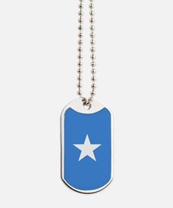 Somalia Flag Dog Tags