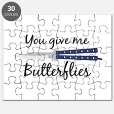 Give Me Butterflies Puzzle