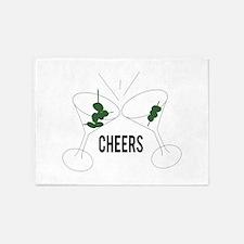 Cheers Martini 5'x7'Area Rug