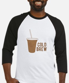 Cold Brew Baseball Jersey