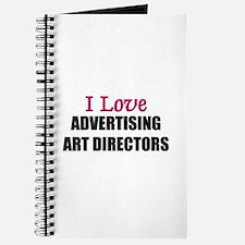I Love ADVERTISING ART DIRECTORS Journal