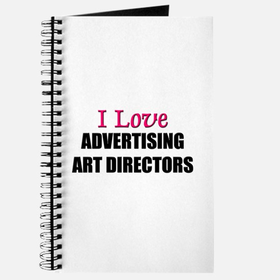 I Love ADVERTISING ART DIRECTORS Journal