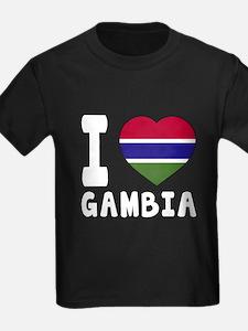 I Love Gambia T