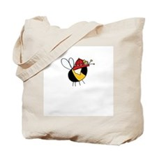 firefighter, rescue Tote Bag