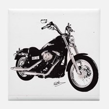 Motorcycle Tile Coaster
