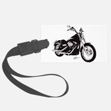 Motorcycle Luggage Tag