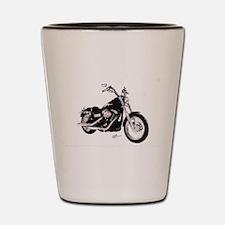 Motorcycle Shot Glass