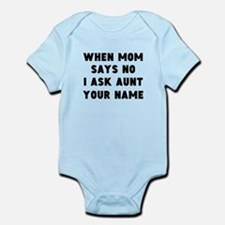 I Ask Aunt Body Suit