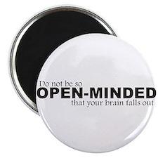 Open-Minded Magnet